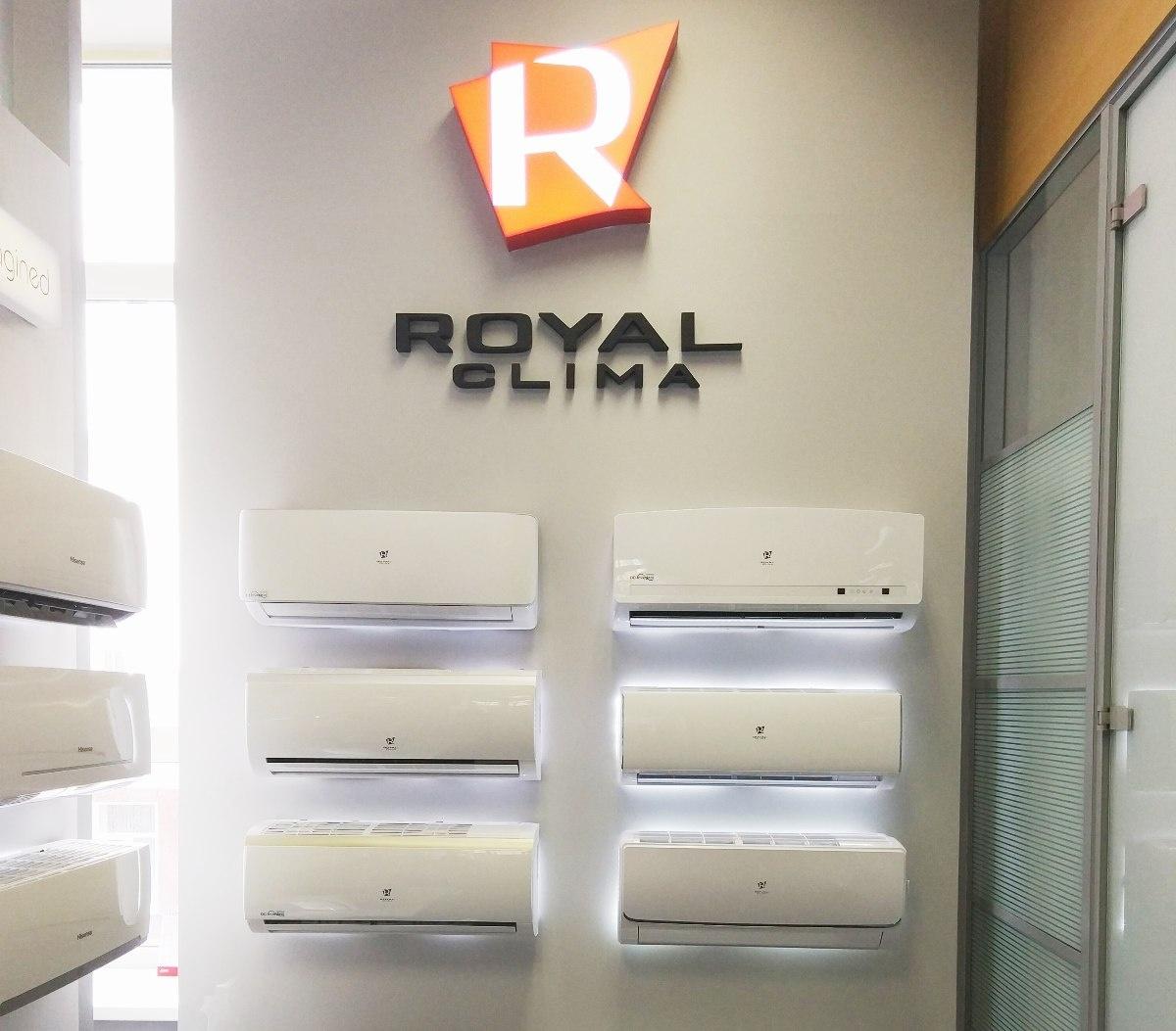 Купить кондиционер Royal Clima